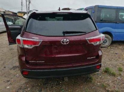 Toyota Highlander 2016 ₦12,500,000 for sale