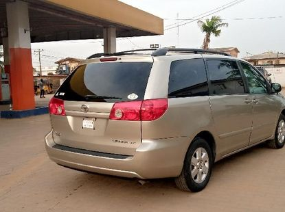 Toyota Sienna 2008 ₦2,200,000 for sale