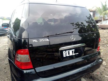 Mercedes-Benz ML350 2005 ₦2,500,000 for sale