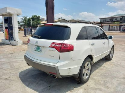 Clean Neat 2010 Acura MDX