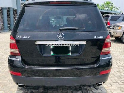 Clean 2007 Mercedes Benz Gl450  for sale