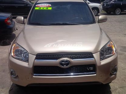 Awoof give away Toyota RAV4 gold