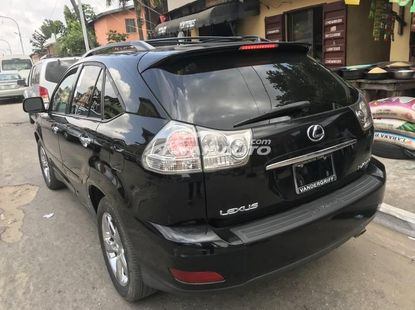 Neat Lexus RX 350 Foreign Used for sale