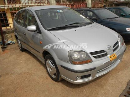 Sharp clean 2000 Nissan Almera for sale