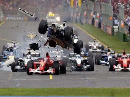 5 of the worst car racing accidents of all time