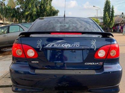 Toyota Corolla 2006 Toks