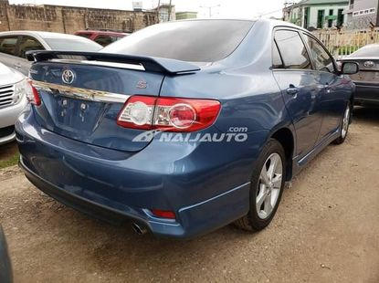 sparkling foreign used 2013  Toyota corolla sport