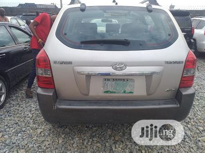 Hyundai Tucson 2009 ₦1,250,000 for sale