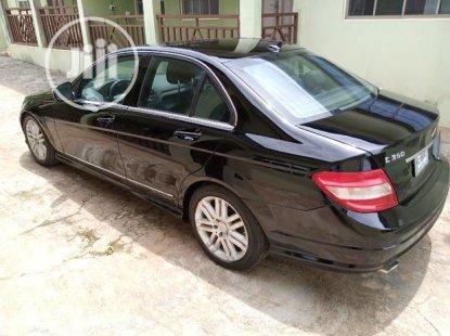 Mercedes-Benz C300 2009
