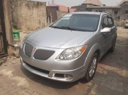 Nigeria Used 2005 Pontiac vibe is available