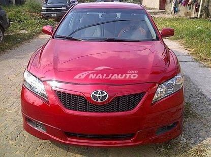 Well Maintained 2007 Toyota Camry for sale