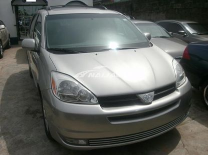 Foreign Used 2005 Toyota Sienna is Available