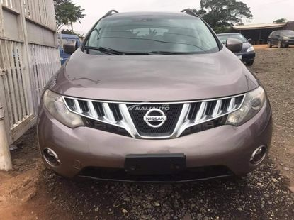 Registered Nissan Murano