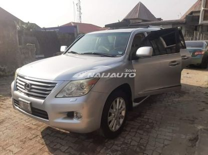 Registered Lexus LX570 for sale