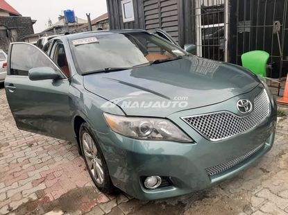 Foreign used Toyota Camry LE 2011 For Sale