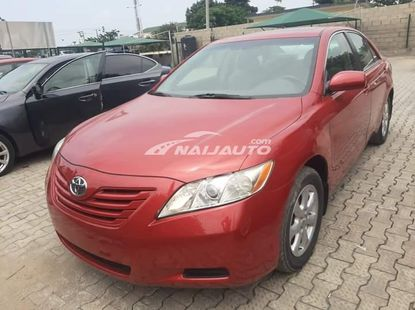 Foreign used Toyota Camry LE 2007 for sale