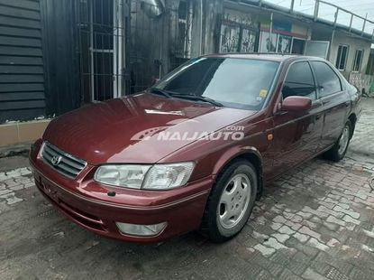 Foreign used Toyota Camry LE 2001 for sale