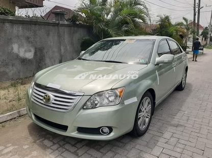 Foreign used Toyota Avalon 2007 for sale