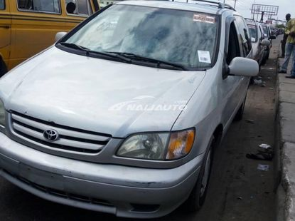Toyota sienna for sale 2002