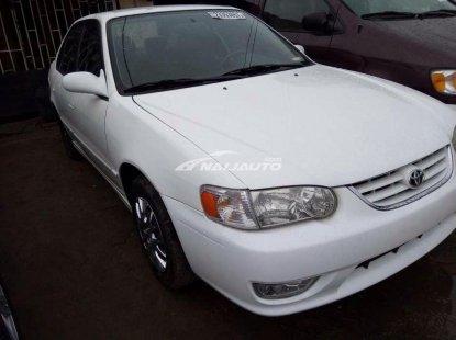 Toyota Corolla 2001 model for sale