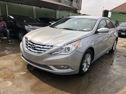 Foreign used Hyundai Sonata 2012