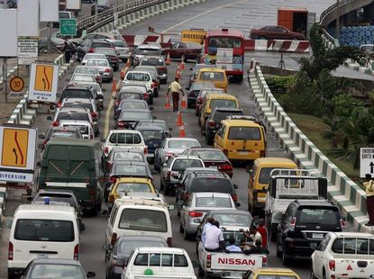 How checkpoints can be used to manage traffic gridlock