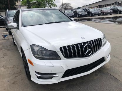 Foreign Used Mercedes Benz C300 2014 Model