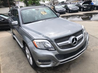Foreign Used Mercedes Benz GLK350 2014 Model