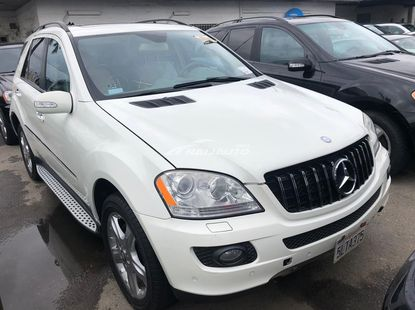 Foreign Used Mercedes Benz ML350 2009 Model