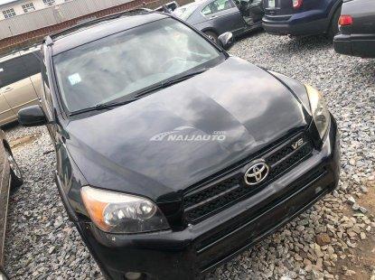 Nigeria used Toyota Rav 4 2006