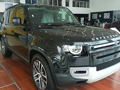 New Land Rover Defender brought to Nigeria by Coscharis Motors