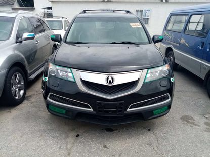 Foreign used 2010 Acura Mdx