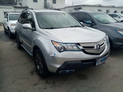 Foreign used 2008 Acura mdx