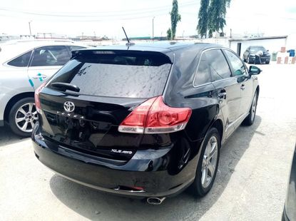 Foreign used 2012 Toyota Venza