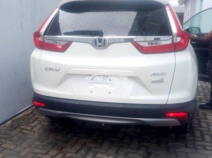 Mint Foreign Used 2018 Honda CR-V Full Option