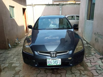 Well Maintained 2004 Honda Accord EOD