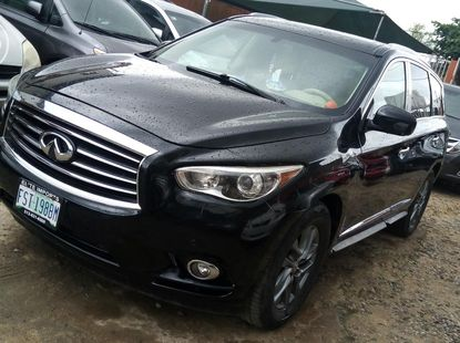 Infiniti JX 2013 ₦4,750,000 for sale