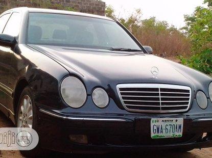 Mercedes-Benz E240 2001 ₦650,000 for sale