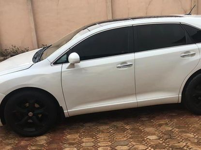 2011 Toyota Venza for sale in Benin City