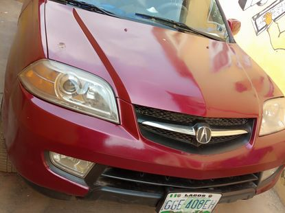 Acura MDX 2004 ₦850,000 for sale