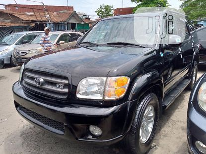 2004 Toyota Sequoia for sale in Lagos