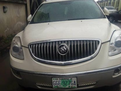 2008 Buick Enclave for sale in Ikeja