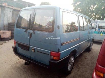 Foreign used 2003 Volkswagen Transporter