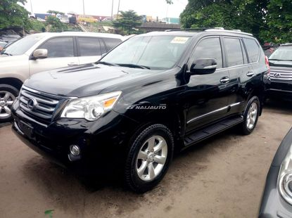 Foreign used 2011 lexus GX460