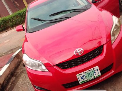 2009 Toyota Matrix for sale in Lagos Island.