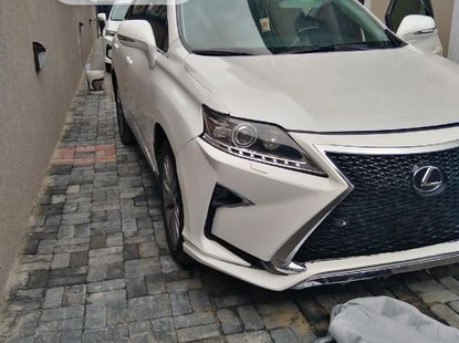 2013 Lexus RX for sale in Surulere