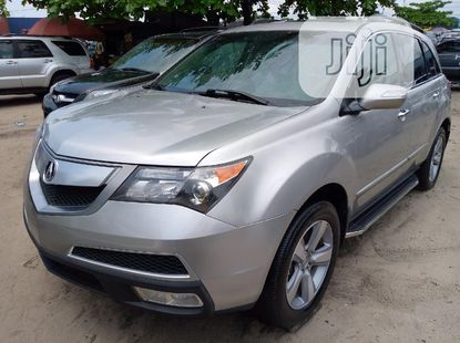 2010 Acura MDX for sale in Lagos