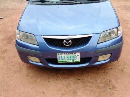 2002 Mazda Premacy for sale