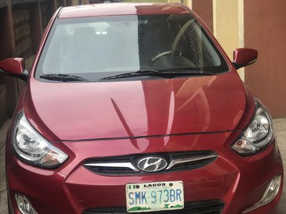Hyundai Accent 2013 ₦1,730,000 for sale