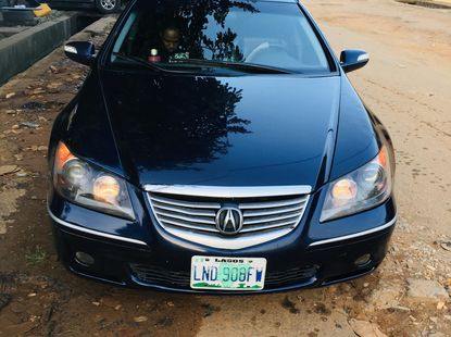Acura RL 2005 ₦1,200,000 for sale